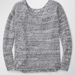 💋ARITZIA TALULA AZURLEE SWEATER HEATHER GREY